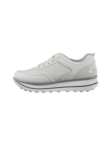 Tiffany&Tomato 9173061 Beyaz Unisex Spor Ayakkabı Beyaz